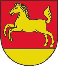Redefin Wappen