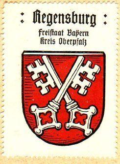 Regensburg Wappen
