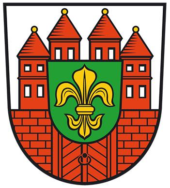 Rehfeld-Berlitt Wappen