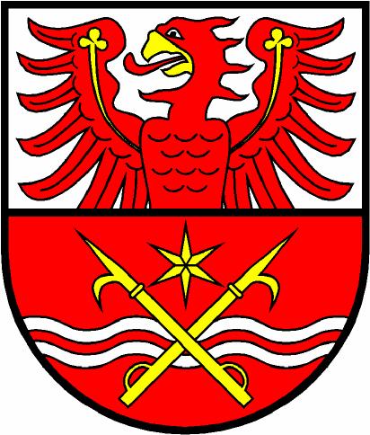 Reichenow-Möglin Wappen