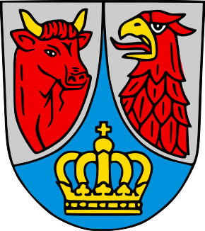 Ressen-Zaue Wappen