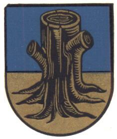 Rhade Wappen