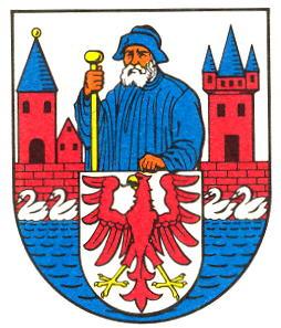 Rhinow Wappen