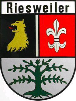 Riesweiler Wappen