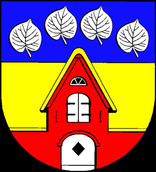 Risum-Lindholm Wappen