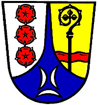 Rödental Wappen