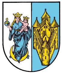 Rödersheim-Gronau Wappen