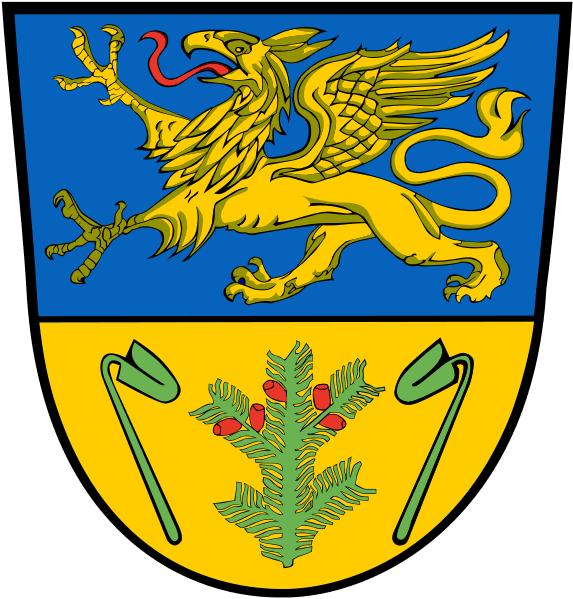 Rövershagen Wappen
