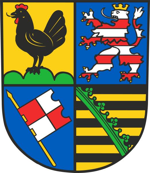 Rosa Wappen