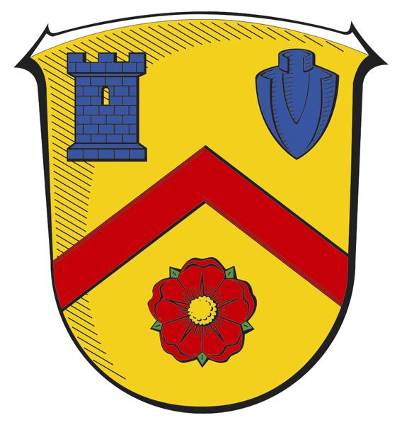 Rosbach vor der Höhe Wappen