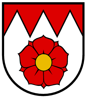 Rosengarten Wappen