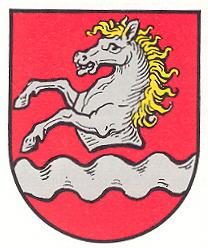 Roßbach Wappen