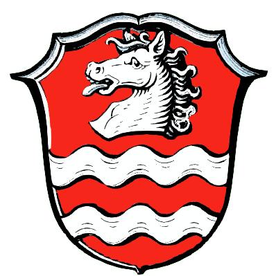 Roßhaupten Wappen