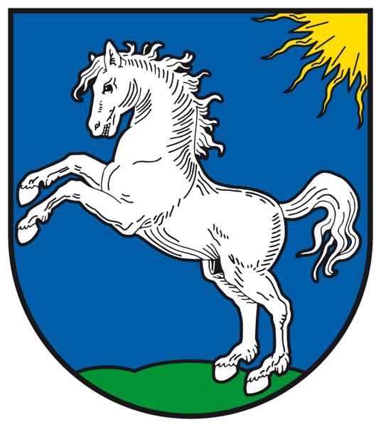 Roßla Wappen