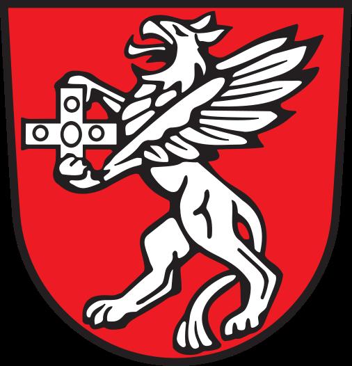 Rot an der Rot Wappen