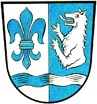 Ruderting Wappen