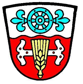 Saaldorf-Surheim Wappen