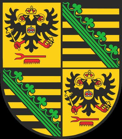 Saalfelder Höhe Wappen