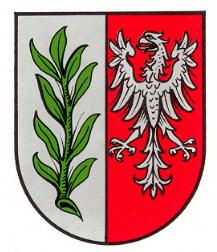 Saalstadt Wappen
