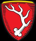 Sachsenkam Wappen