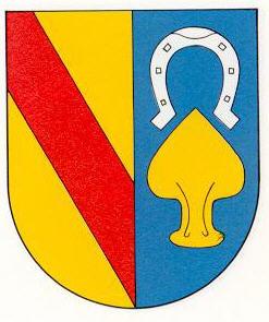 Sallneck Wappen