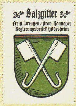 Salzgitter Wappen