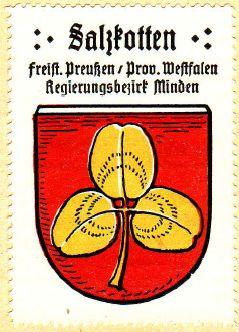 Salzkotten Wappen