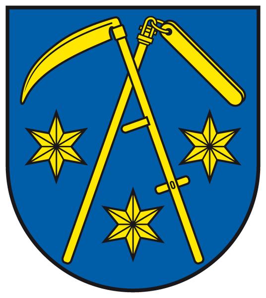 Sandbeiendorf Wappen