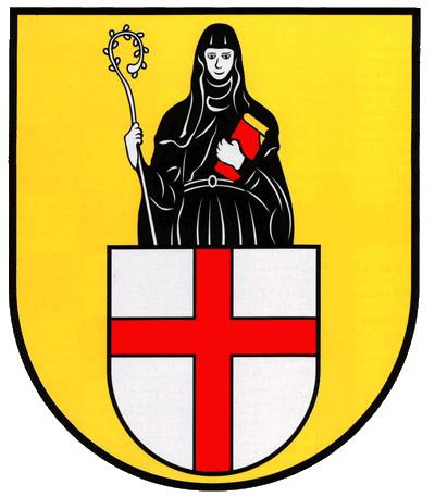 Sankt Aldegund Wappen
