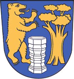 Sankt Bernhard Wappen