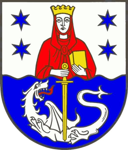 Sankt Margarethen Wappen