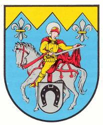 Sankt Martin Wappen
