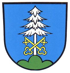 Sankt Peter Wappen