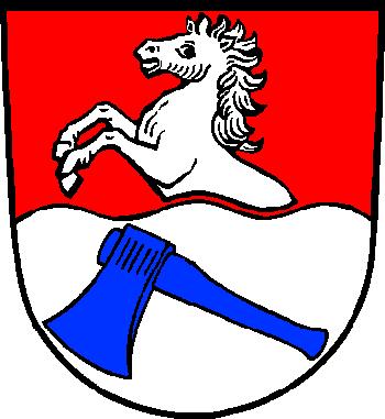 Sankt Wolfgang Wappen