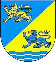 Saustrup Wappen