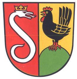 Schmiedefeld am Rennsteig Wappen