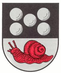 Schneckenhausen Wappen
