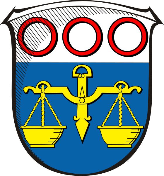 Schöffengrund Wappen