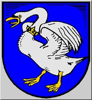 Schwaan Wappen