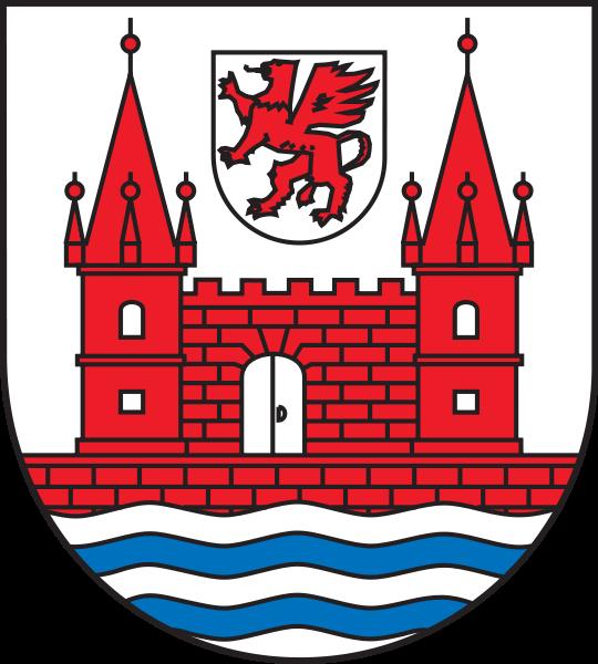 Schwedt-Oder Wappen
