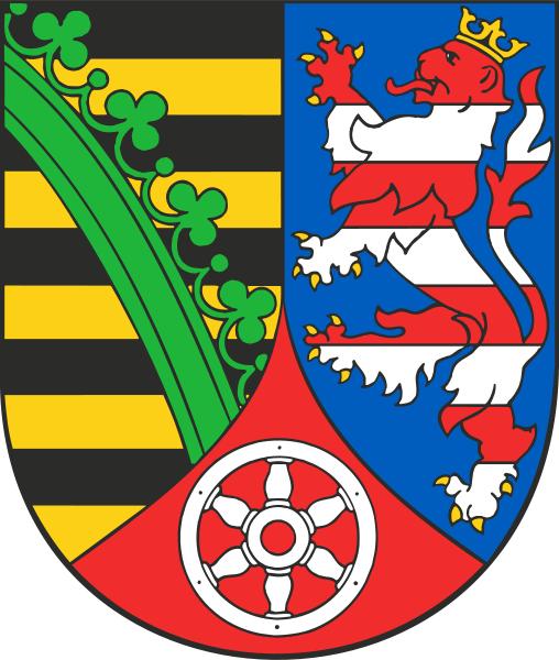 Schwerstedt Wappen