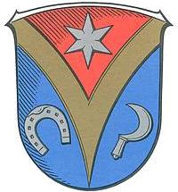 Seeheim-Jugenheim Wappen