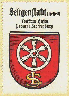 Seligenstadt Wappen