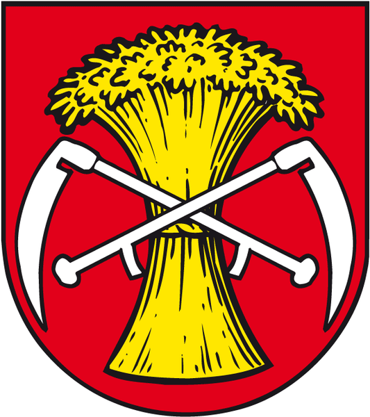 Senst Wappen