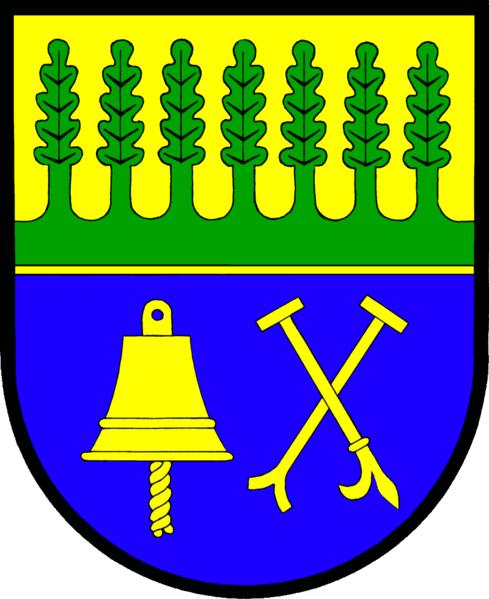 Siebeneichen Wappen