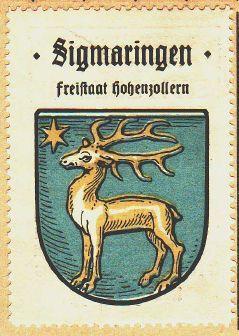 Sigmaringen Wappen