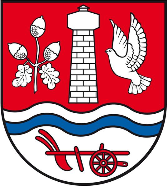 Sössen Wappen
