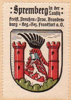 Spremberg Wappen