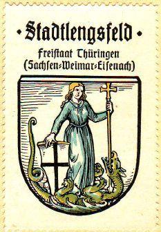 Stadtlengsfeld Wappen