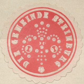 Steinburg Wappen